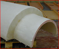 spool valve insulation cover.
